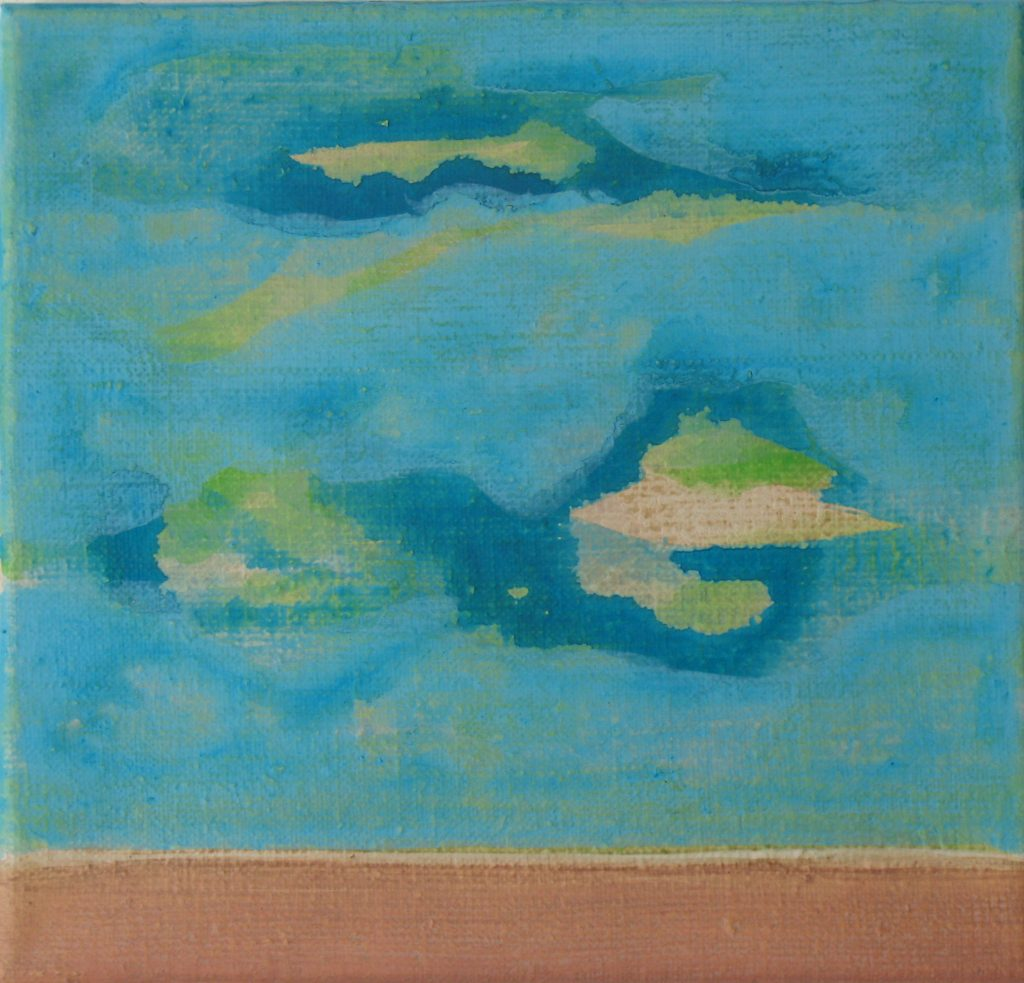 2007 Mai #3, 24 x 25 cm