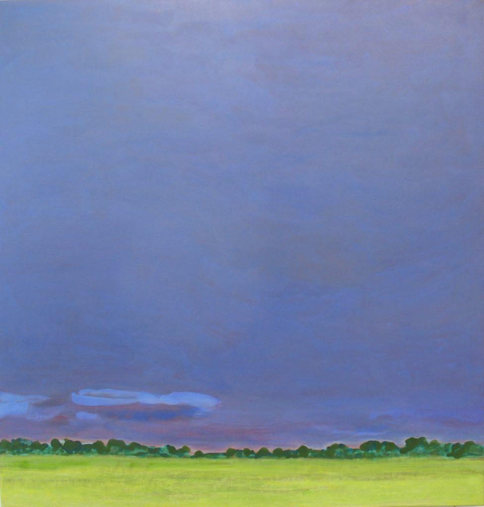 2008 April #1, 155 x 150 cm