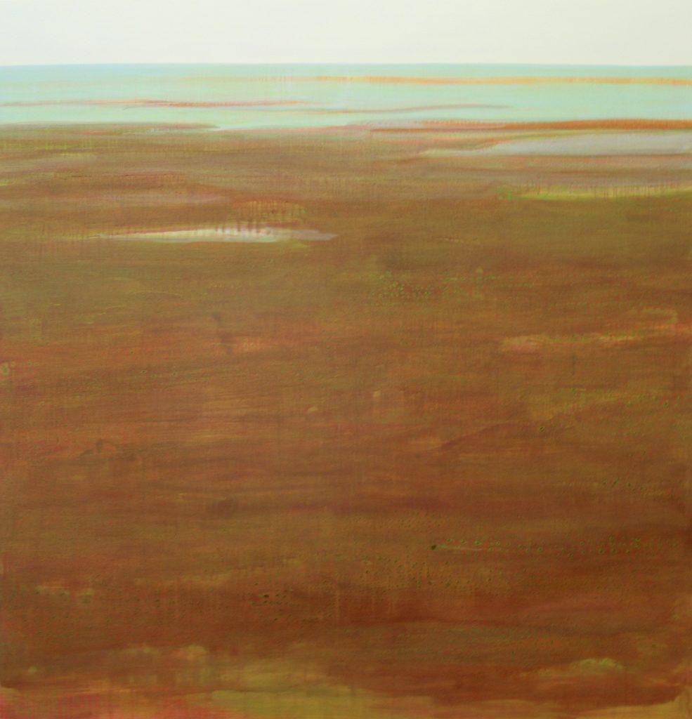 2008 Februar #1, 155 x 150 cm